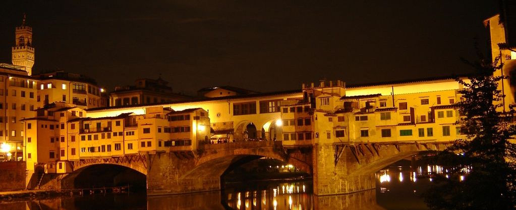 Ponte Vecchio (Venecia, Italia).